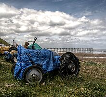 Tractor Pier by Andrew Pounder