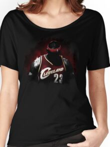Lebron2 Women's Relaxed Fit T-Shirt