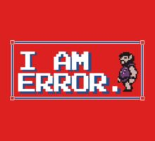 I Am Error Kids Tee
