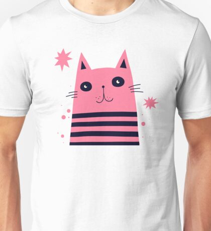 Dreaming Kitty Unisex T-Shirt