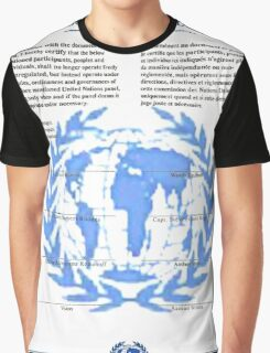 THE SOKOVIA ACCORDS Graphic T-Shirt