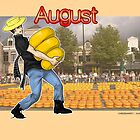 CumberCalendar | August by Kialna