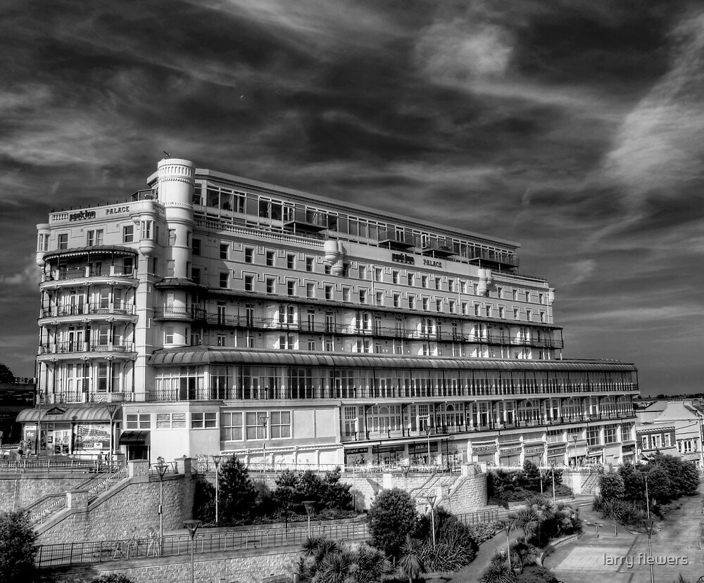 Palace Hotel Southend on Sea Essex  by larry flewers