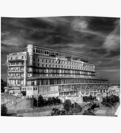 Palace Hotel Southend on Sea Essex  Poster