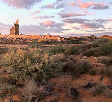 Farina Ruins panorama by Chris Brunton