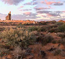 Farina Ruins panorama by Chris Brunton