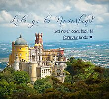 Let´s go to Neverland by calamarisky