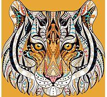 Tiger Ethnic Animals Photographic Print