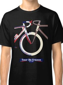 Tour De France Bike Classic T-Shirt