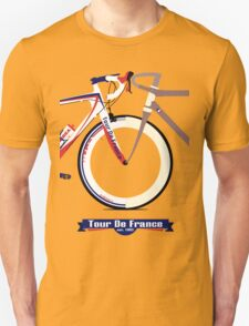 Tour De France Bike T-Shirt