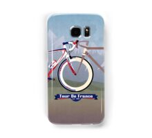 Tour De France Bike Samsung Galaxy Case/Skin