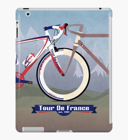 Tour De France Bike iPad Case/Skin