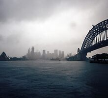 Cold Grey Morning by yolanda