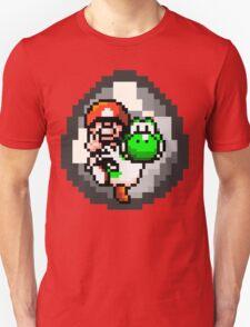 Mario & Yoshi Win Pose T-Shirt