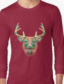 Deer Animals Gift Long Sleeve T-Shirt