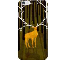 A deer a dream iPhone Case/Skin