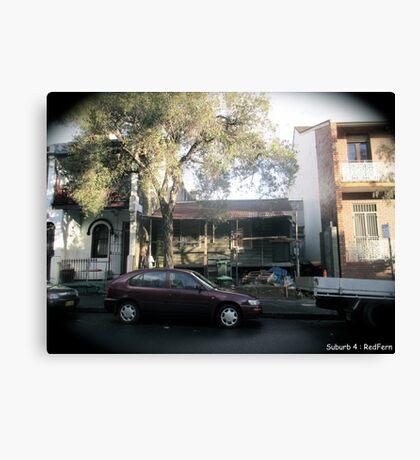 52 Suburbs Around NSW, Australia Canvas Print