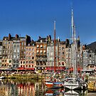 Honfleur (France) by TheaDaams
