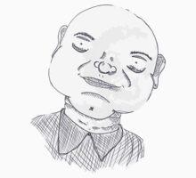 Fat business man by Jordan Sibley