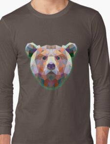 Bear Animals Gift Long Sleeve T-Shirt