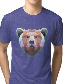 Bear Animals Gift Tri-blend T-Shirt