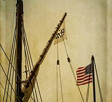 Sailing Flags by KBritt