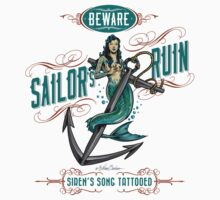 Sailor´s Ruin by NanoBarbero