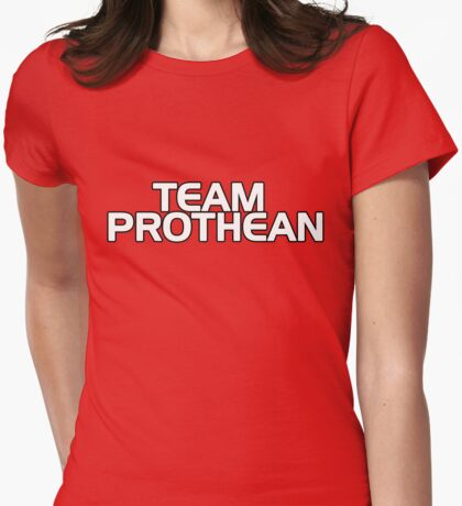 Team Prothean Womens Fitted T-Shirt