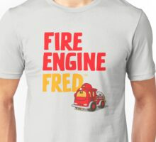 Fire Engine Fred Unisex T-Shirt