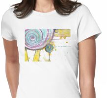 Symbiosis Womens Fitted T-Shirt