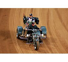 Chris Holder grand prix Photographic Print