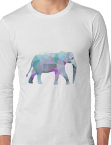 Elephant Animals Gift Long Sleeve T-Shirt
