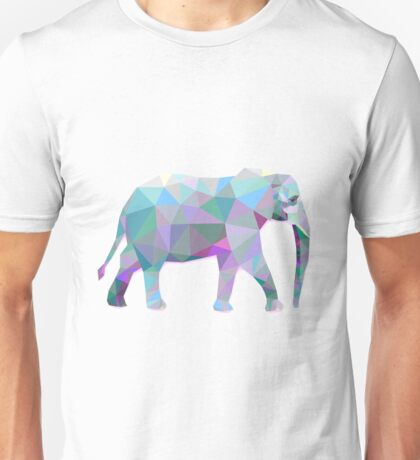Elephant Animals Gift Unisex T-Shirt