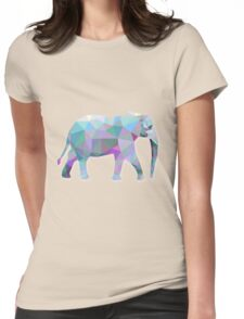 Elephant Animals Gift Womens Fitted T-Shirt