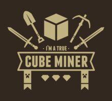 Cube Miner by Azafran