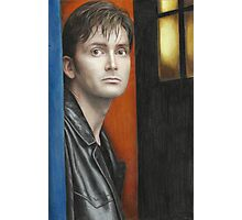 The Tenth Doctor Photographic Print