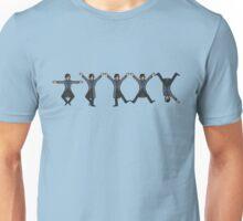 Dancing Sherlock Unisex T-Shirt