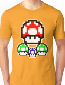 Super, 1-Up & Mini Unisex T-Shirt