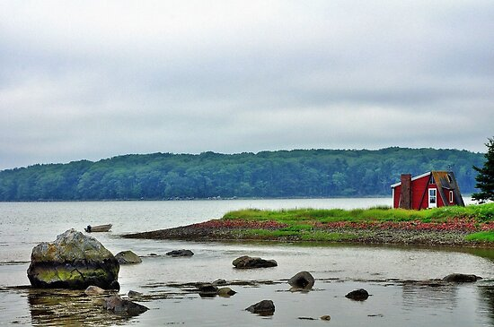 Penobscot, Maine by fauselr