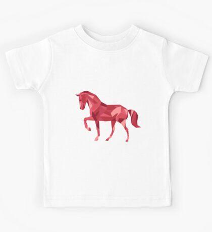 Horse Animals Gift Kids Tee