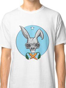 Unhoppable, bunny skull Classic T-Shirt