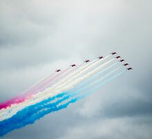 red arrows by Adam Glen