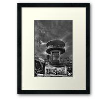 Southend UFO Framed Print