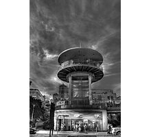 Southend UFO Photographic Print