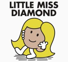 Little Miss Diamond by zacly