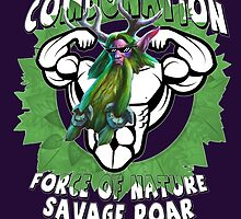 Combonation - Force of Nature Savage Roar by Potatrice
