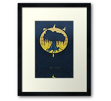 Harry Potter and The Prisioner of Azkaban Framed Print