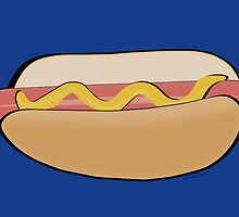 The Simplicity of a Hot Dog by nealcampbell
