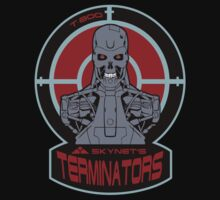 Skynet's Terminators by kingUgo