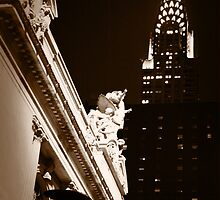 Grand Central Terminal by BenVess